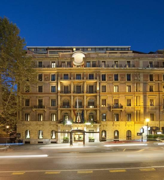 InterContinental Hotels ROME AMBASCIATORI PALACE