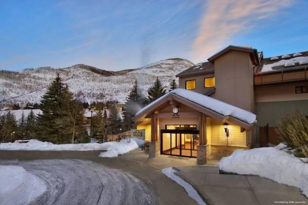 Hotel Marriott's StreamSide Birch at Vail