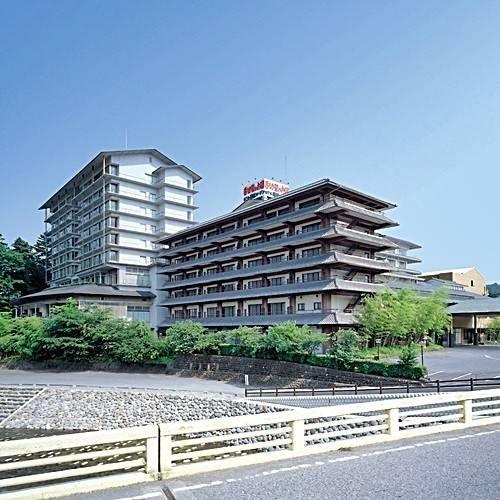 Shitakirisuzumenooyado Hotel Isobe Garden