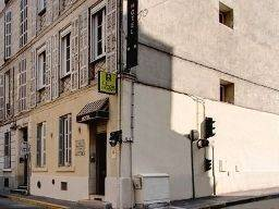 Hotel Edmond Rostand Logis