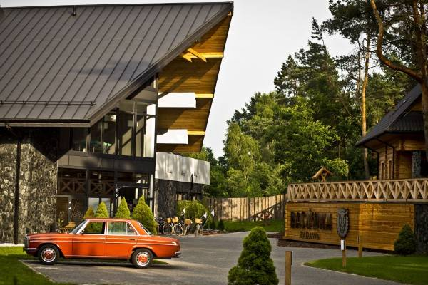 Hotel Bacówka Radawa & SPA