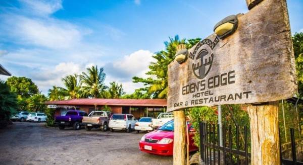 Eden's Edge Hotel