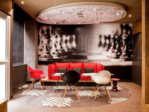 Hotel ibis Paris Maine Montparnasse 14ème