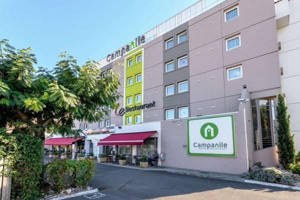 Hotel Campanile Toulouse Purpan