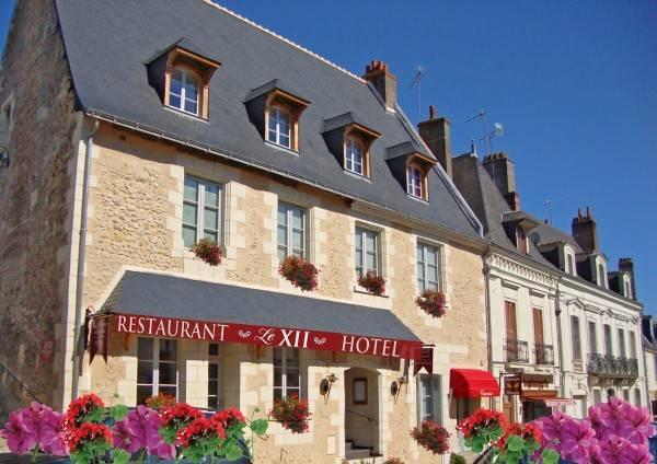 Hôtel Le XII de Luynes The Originals Boutique (ex Relais du Silence)