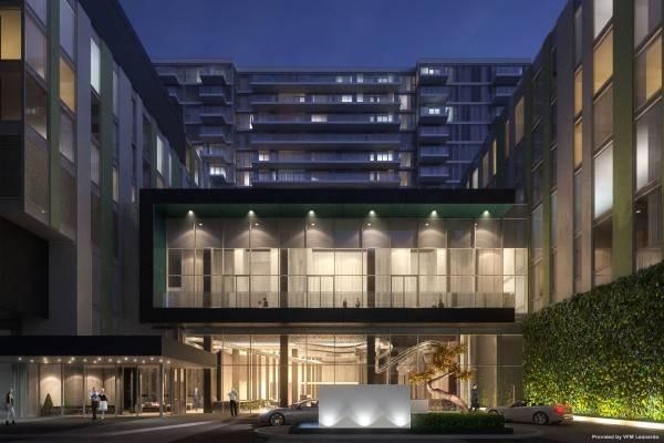 Hotel Toronto Marriott Markham