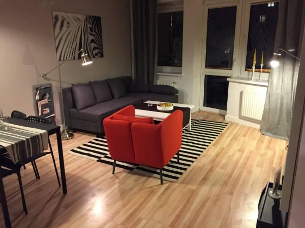 Hotel Apartament Bohaterów Kragujewca 6