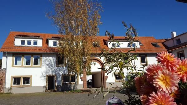 Hotel Well-Being Gaestehaus Burghof Stauf