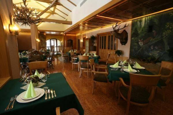 Hotel Resort Restaurace Lovecka Basta