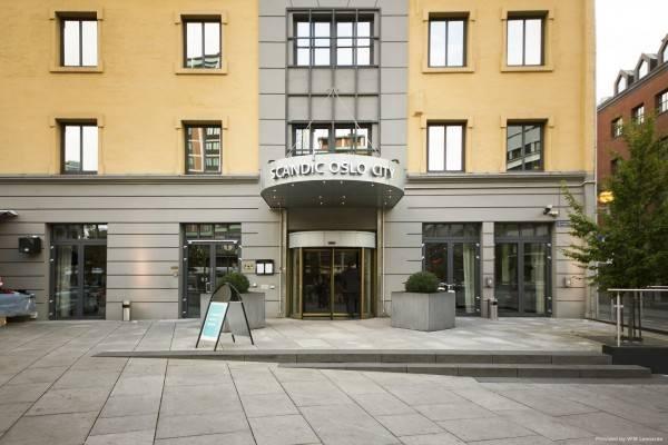 Hotel Scandic Oslo City