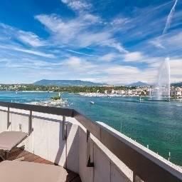 Grand Hotel Geneva NOW: FAIRMONT GRAND HOTEL GENEVA