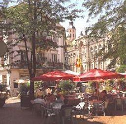 Hotel Am Friedrichsbad