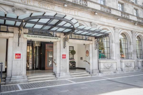 Riu Plaza The Gresham Dublin Hotel