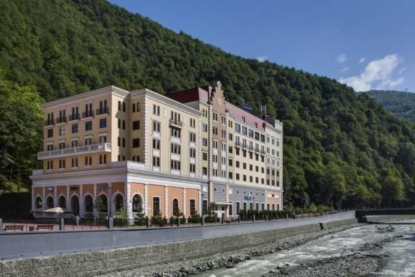 ROSA KHUTOR RADISSON HOTEL