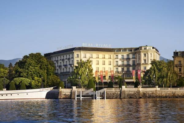 Hotel Geneva Beau-Rivage