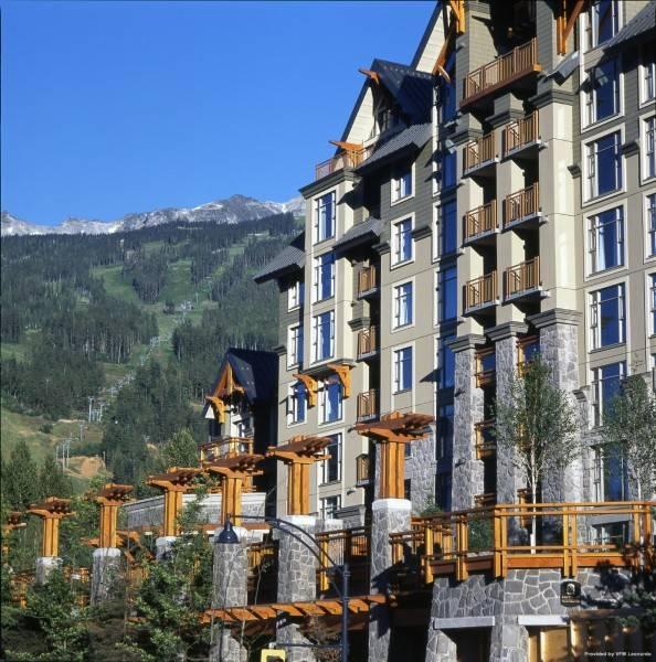 Hotel Pan Pacific Whistler Village Centre