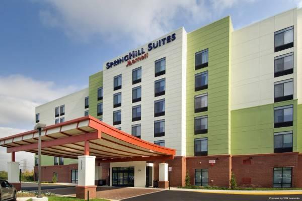 Hotel SpringHill Suites Potomac Mills Woodbridge
