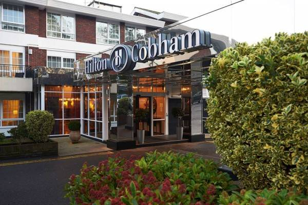 Hotel Hilton Cobham