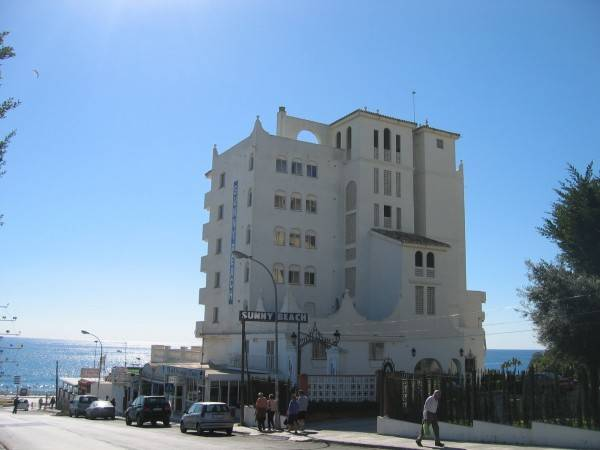 Hotel Apartamentos Turísticos Sunny Beach
