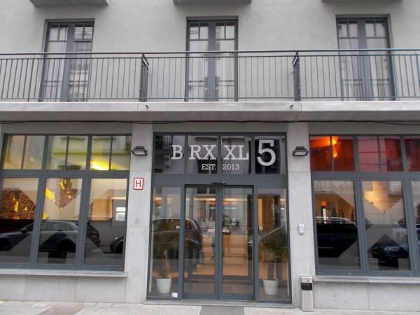 BRXXL5 CITY CENTRE Hostel