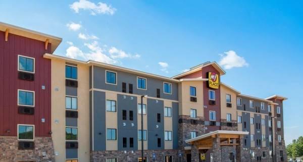My Place Hotel-Atlanta West I-20/Lithia Springs, GA