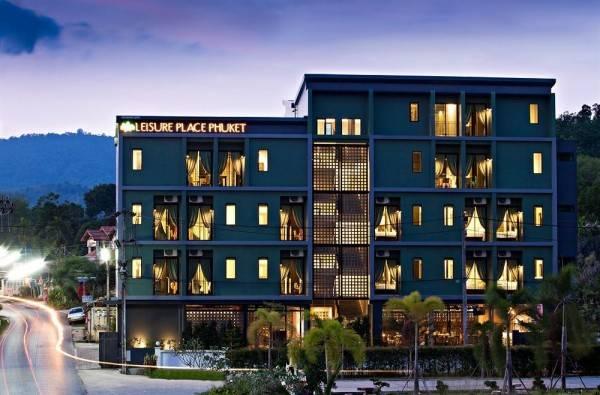 Hotel Leisure Place Phuket