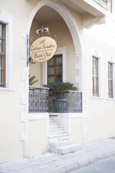 Hotel Cankaya Konaklari