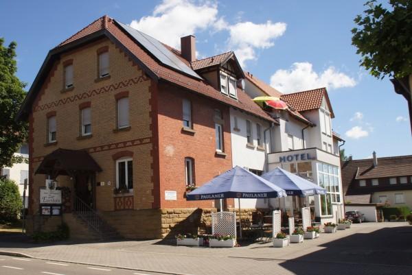 Hotel Zur Eisenbahn
