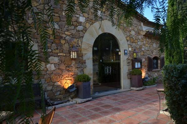 Galena Mas Comangau Hotel Restaurante