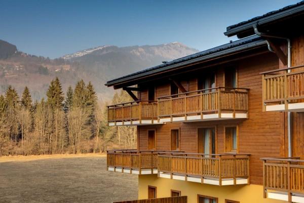 Hotel Vacanceole Residence Grand Massif Morillon