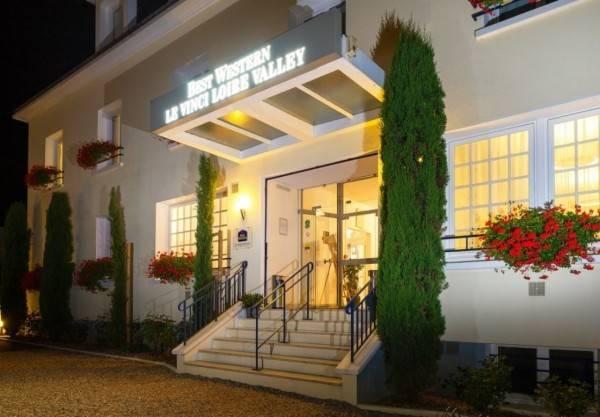 Hotel Best Western Vinci Loire Valley