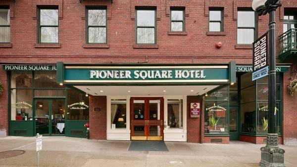 Hotel BEST WESTERN PLUS PIONEER SQR