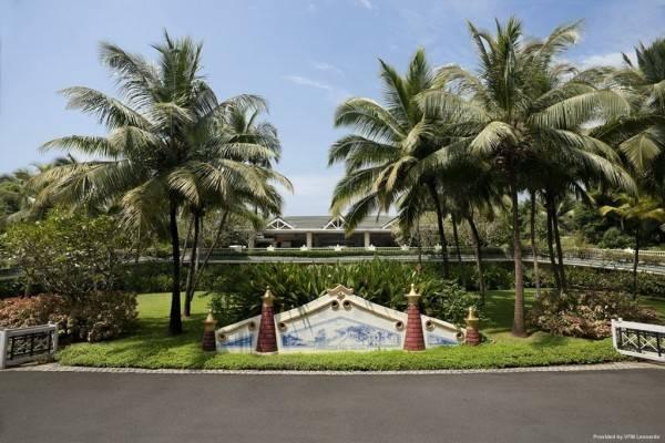 Hotel Taj Exotica Resort And Spa
