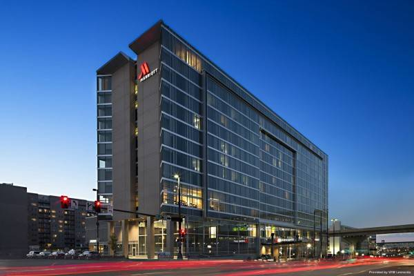 Hotel Omaha Marriott Downtown at the Capitol District