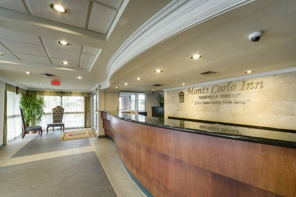 Monte Carlo Inns - Oakville Suites