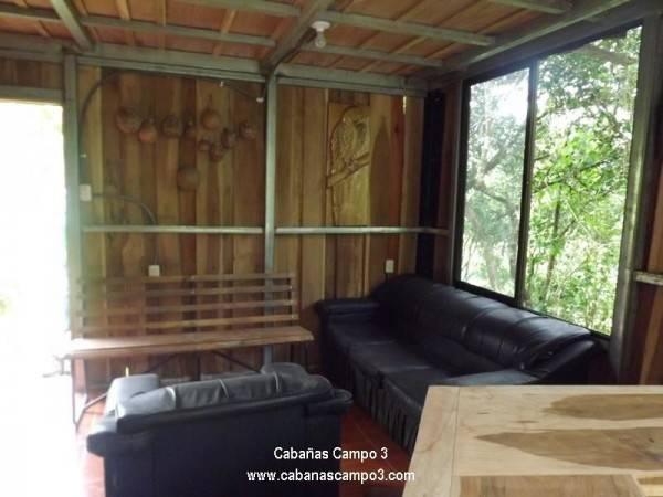 Hotel Cabanas Campo 3