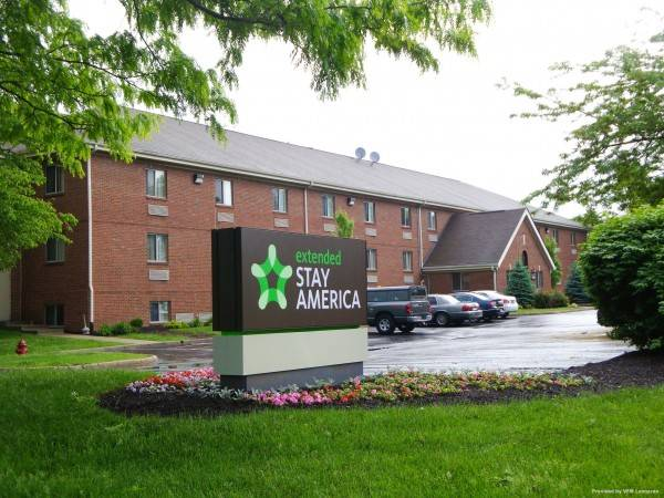 Hotel Extended Stay America N Carmel