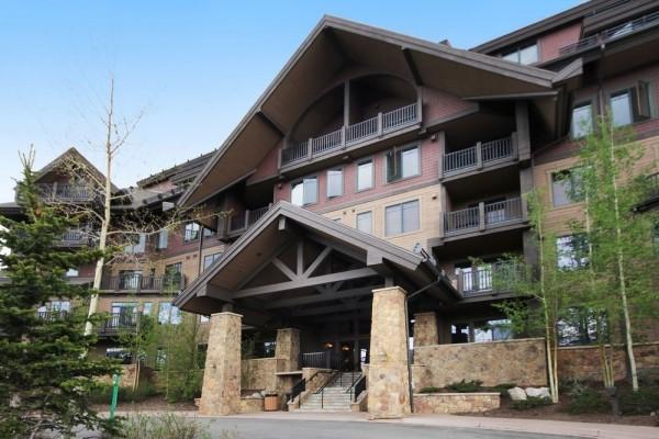 Hotel Crystal Peak Lodge