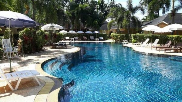 Hotel Palm Garden Resort Khaolak