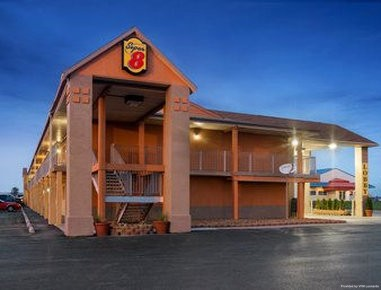 Hotel SUPER 8 MILLBURYTOLEDO
