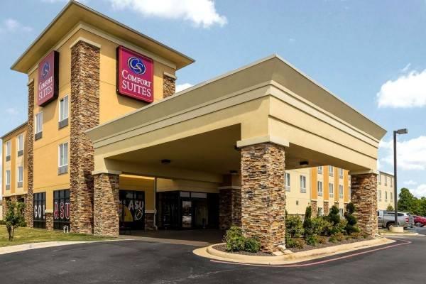 Hotel Comfort Suites Jonesboro University Area