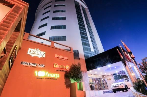 Hotel Ramee California