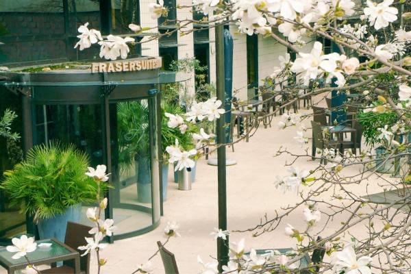 Hotel Fraser Suites Harmonie Paris La Défense