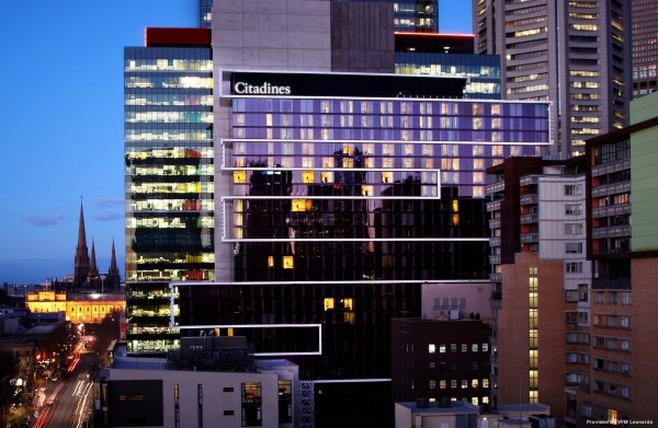 Hotel Citadines on Bourke Melbourne