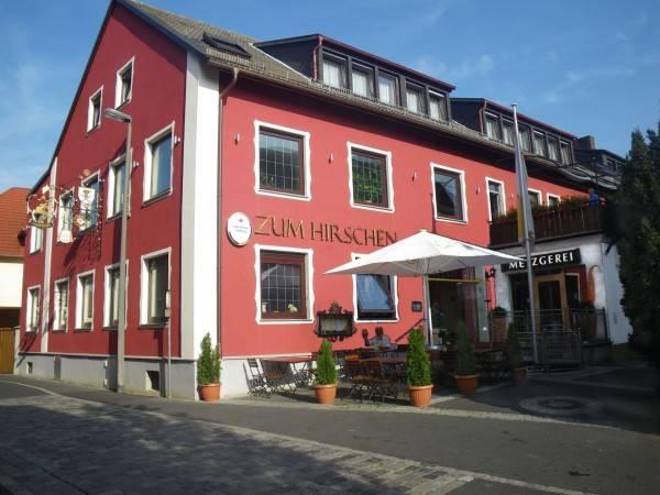 Hotel Zum Hirschen Gasthaus Metzgerei