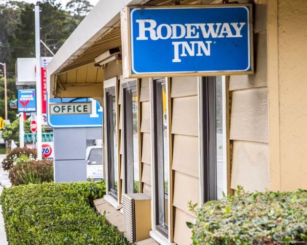 Rodeway Inn Monterey Near Fairgrounds