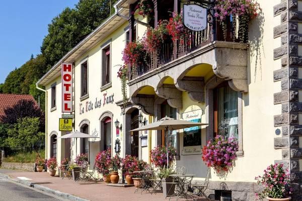 Hotel La Tete des Faux Logis