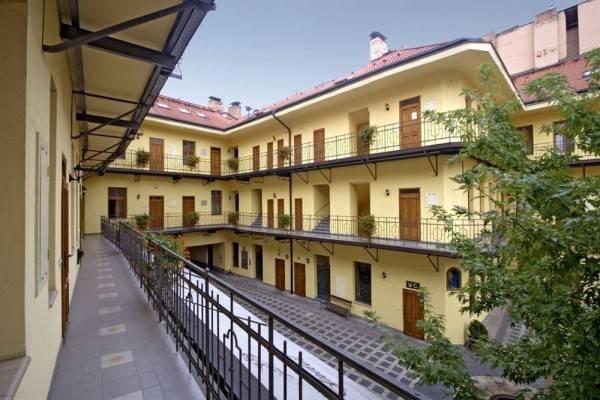 Hotel Andel Apartments Praha