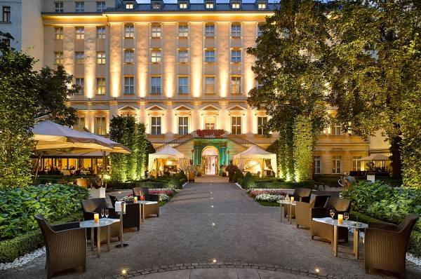 The Grand Mark Prague The Leading Hotels of The World