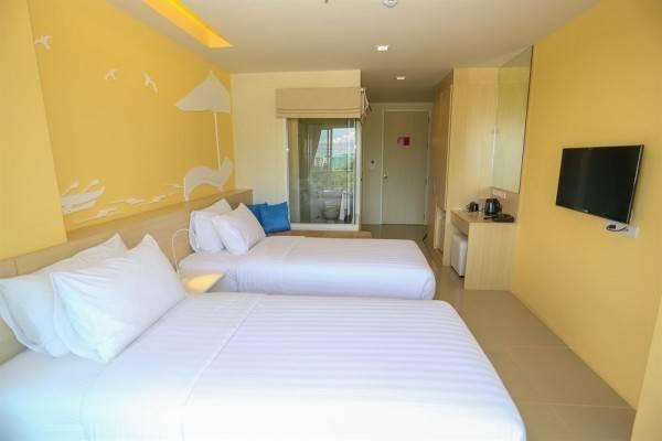 Hotel R-Con Rest Sea
